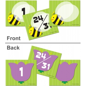Bee/Flower Two-Sided Calenda..