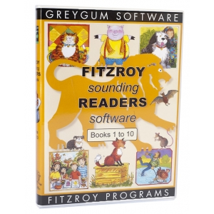 FITZROY SOUNDING READERS SOF..