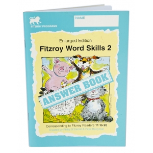 FITZROY WORD SKILLS ANSWER B..