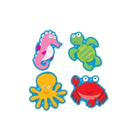 Sea Life Colorful Cut-Outs®