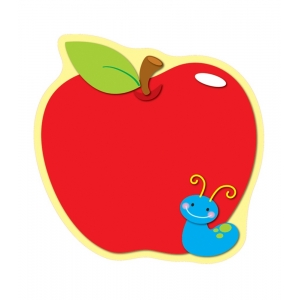 Apple Colorful Cut-Outs®