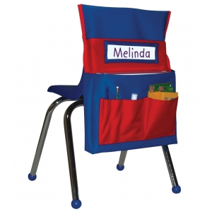 Blue/Red Chairback Buddy™