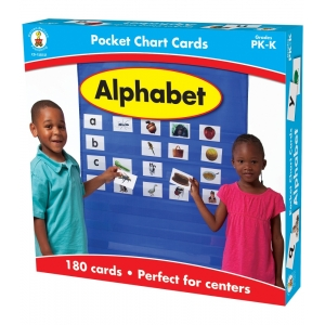 Alphabet Pocket Chart Game G..