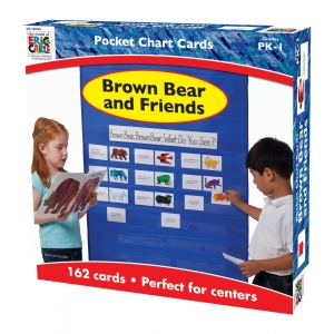 Brown Bear And Friends Pocke..