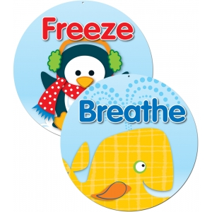 Freeze/Breathe Two-Sided Dec..