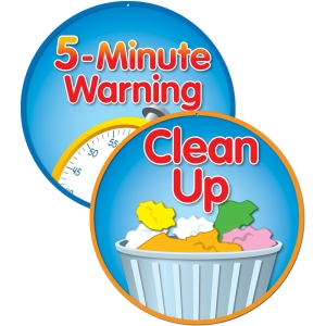 5-Minute Warning/Clean Up Tw..