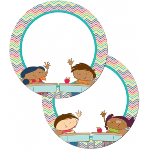 Carson Kids Two-Sided Decora..