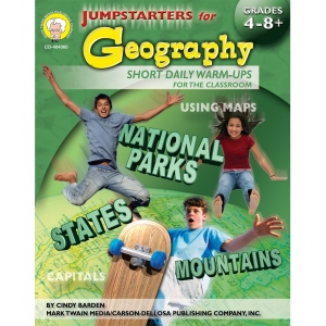 Jumpstarters for Geography G..