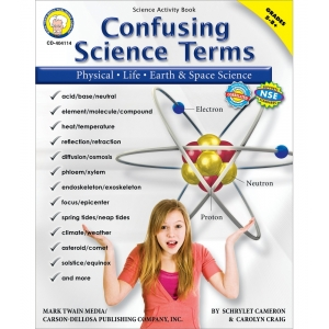 Confusing Science Terms Book..