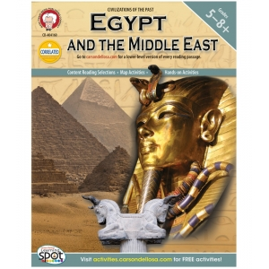 Egypt And The Middle East Gr..