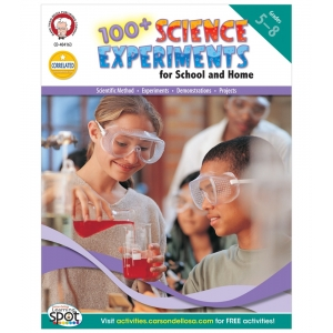 100+ Science Experiments For..
