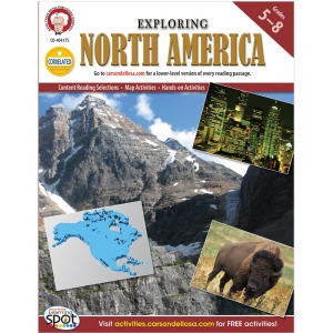 Explore North America Gr. 5–..