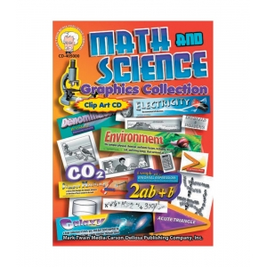 Math and Science Graphic Col..