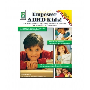 Empower ADHD Kids! Book
