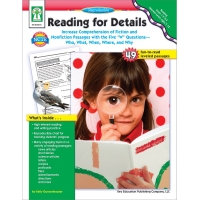Reading for Details Book
