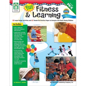 Fun, Fitness, & Learning Book