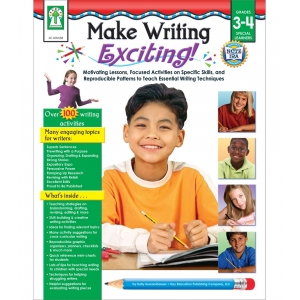 Make Writing Exciting! Gr. 3..