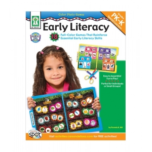 Early Literacy Color Photo G..