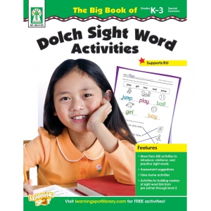 The Big Book of Dolch Sight ..