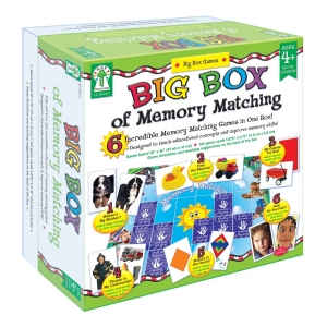 Big Box Of Memory Matching G..