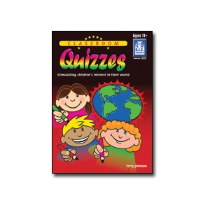 Classroom Quizzes Ages 10-14