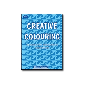 Creative Colouring Ages 6-14