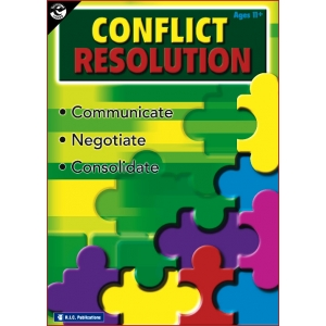Conflict Resolution Ages 11+