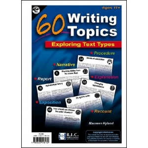 60 Writing Topics Ages 11-13