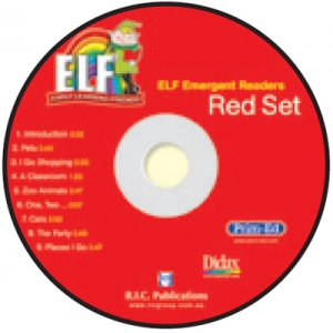 ELF - Red Set Starting Out CD