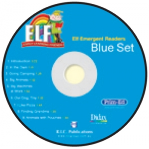 ELF - Blue Set Arriving CD