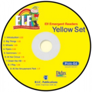 ELF - Yellow Set Going Fast CD