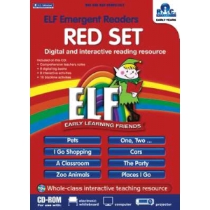 ELF - Red Set Digital Editio..