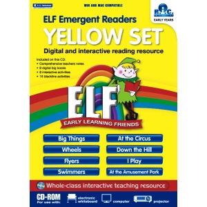 ELF - Yellow Set Digital Edi..