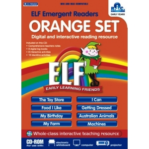 ELF - Orange Set Digital Edi..