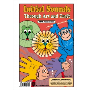 Initial Sounds – through Art..