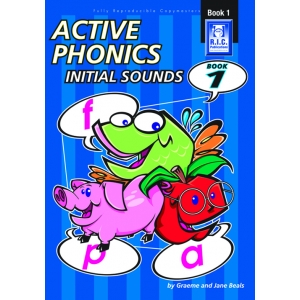 Active Phonics Book 1 Ages 5-7