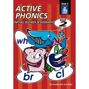 Active Phonics Book 2 Ages 5-7