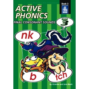 Active Phonics Book 3 Ages 5-7