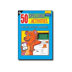 50 Spelling Activities Ages ..
