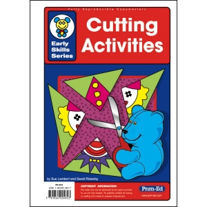 Early Skills - Cutting Activ..