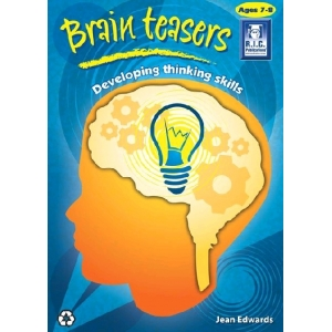 Brain Teasers Book 1 Ages 7-8