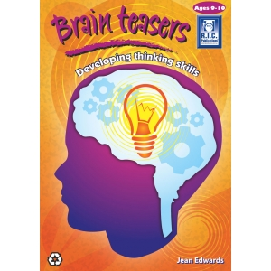 Brain Teasers Book 2 Ages 9-10