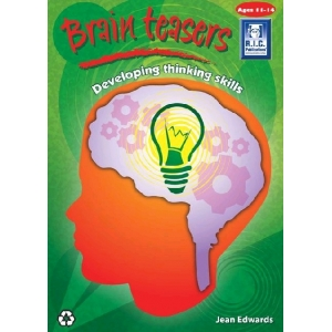 Brain Teasers Book 3 Ages 11+