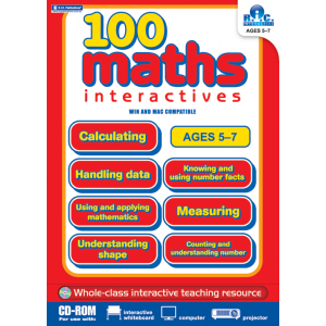 100 Maths Activities Ages 5-..