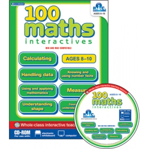100 Maths Activities Ages 8-..