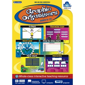 Graphic Organisers Ages 8-10..