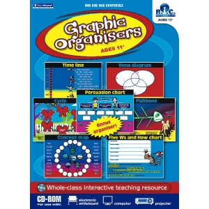 Graphic Organisers Ages 11+ ..