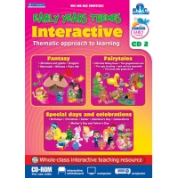 Early Year Themes Interactive CD 2 – Fantasy, Fa..