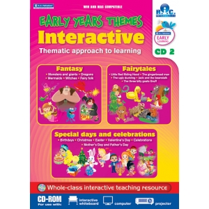 Early Year Themes Interactiv..