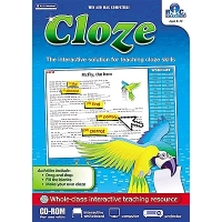 Cloze Interactive CD Ages 8-10